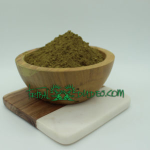 Red Bali (powder) Sample